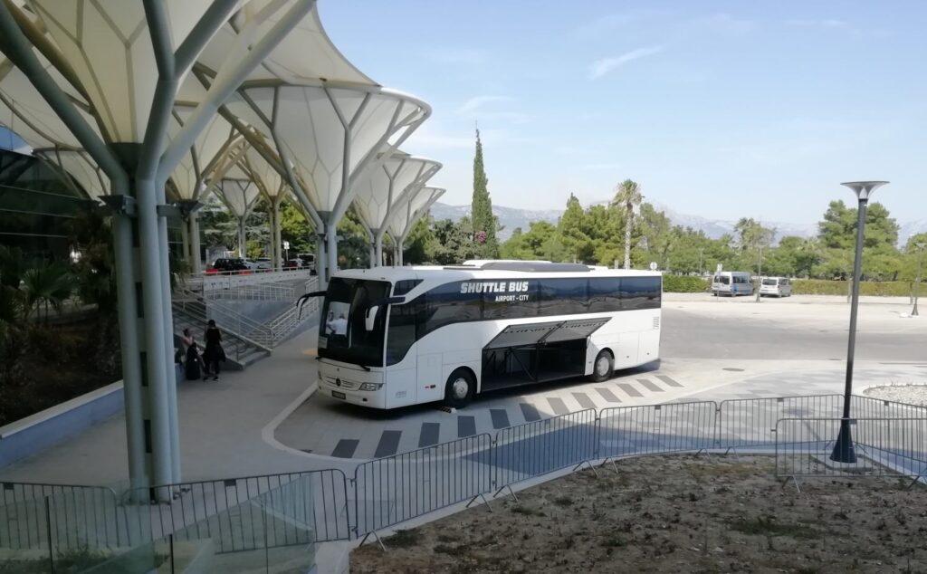 Shuttle bus - Split Airport - Pleso Prijevoz